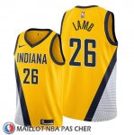 Maillot Indiana Pacers Jeremy Lamb Statement Edition Jaune