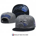 Casquette Orlando Magic Gris