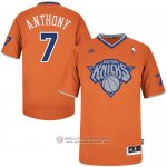 Maillot Anthony New York Knicks #7 Orange
