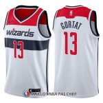 Maillot Washington Wizards Marcin Gortat Association 13 2017-18 Blanc