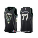 Maillot Milwaukee Bucks Ersan Ilyasova Statement Noir