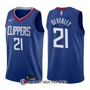 Maillot Los Angeles Clippers Patrick Beverley Icon 21 2017-18 Bleu