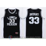 Maillot Bryant Lower Merion Ecole Secondaire #33 Noir