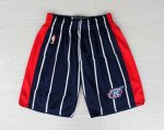 Short retro de Bleu Houston Rockets NBA