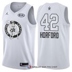 Maillot All Star 2018 Boston Celtics Al Horford 42 Blanc