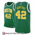 Maillot Boston Celtics Al Horford Earned 2018-19 Vert