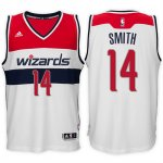 Maillot Wizards Smith 14 Blanc