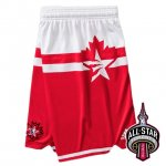 Short All Star 2016 Rouge