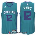 Maillot Charlotte Hornets Dwight Howard Alternate 12 2017-18 Vert