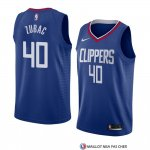 Maillot Los Angeles Clippers Ivica Zubac Icon 2018 Bleu