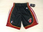 Short Noir Miami Heat NBA