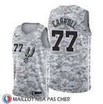 Maillot San Antonio Spurs Demarre Carroll Earned Camuflaje
