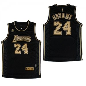 Maillot Lakers Bryant 24 Noir