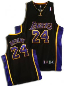 Maillot Noir Bryant Los Angeles Lakers Revolution 30