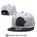 Casquette Tornto Raptors 9FIFTY Snapback Gris