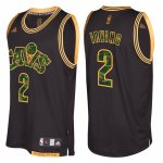Maillot Camuoflage Mode Cavaliers Irving 2 Noir