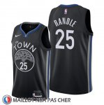 Maillot Golden State Warriors Chasson Randle Ville 2020 Noir