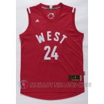 Maillot de Bryant West All Star NBA 2016