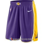 Short Los Angeles Lakers 2017-18 Volet
