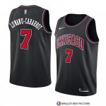 Maillot Chicago Bulls Timothe Luwawu Cabarrot Statement 2018 Noir
