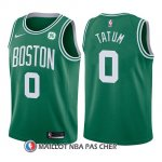 Maillot Enfant Boston Celtics Jayson Tatum Icon 2017-18 0 Vert