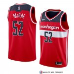Maillot Washington Wizards Jordan Mcrae Icon 2018 Rouge