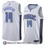 Maillot Orlando Magic D.j. Augustin No 14 Association 2018 Blanc