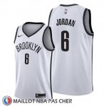 Maillot Brooklyn Nets Deandre Jordan Association Blanc