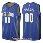 Maillot Orlando Magic Aaron Gordon Icon 00 2017-18 Bleu