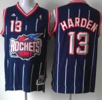 Maillot Bleu Harden Houston Rockets Revolution 30