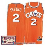 Maillot Enfant Irving Cleveland Cavaliers 2 Orange