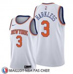 Maillot New York Knicks Maurice Harkless Association 2019-20 Blanc