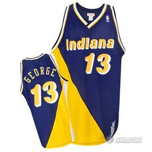 Maillot Pacers George 13 Bleu