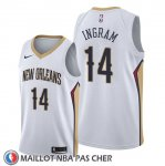 Maillot New Orleans Pelicans Brandon Ingram Association Blanc