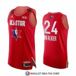 Maillot All Star 2020 Boston Celtics Kemba Walker Authentique Rouge