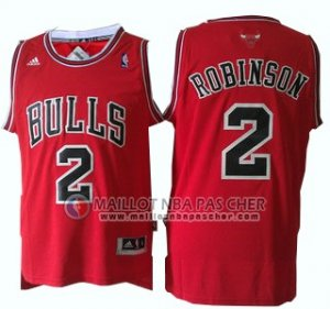 Maillot Rouge Robinson Chicago Bulls Revolution 30