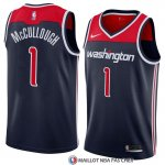 Maillot Washington Wizards Chris Mccullough Statement 2018 Noir