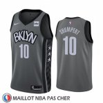 Maillot Brooklyn Nets Iman Shumpert Statement Edition Gris