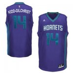 Maillot Hornets Kidd-Gilchrist 14 Pourpre
