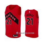 Maillot Tornto Raptors Matt Thomas Icon 2020-21 Rouge