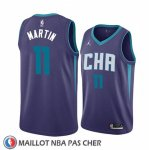 Maillot Charlotte Hornets Cody Martin Statement Edition Volet