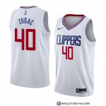 Maillot Los Angeles Clippers Ivica Zubac Association 2018 Blanc