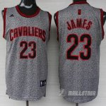 Maillot James Cleveland Cavaliers #23 Static Fashion