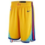 Short Golden State Warriors Ciudad Jaune