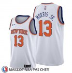Maillot New York Knicks Marcus Morris Sr. Association Blanc