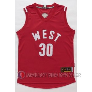 Maillot de Curry West All Star NBA 2016