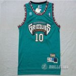 Maillot Vancouver Grizzlies Retro Bibby #3 Vert