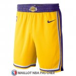 Short Lakers Icon 2018-19 Jaune
