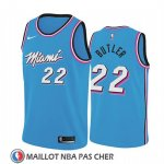 Maillot Miami Heat Jimmy Butler Earned 2019 Bleu