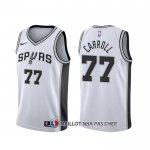 Maillot San Antonio Spurs Demarre Carroll Association 2019-20 Blanc